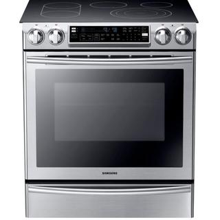 Samsung 30-inch Slide-In Electric Range