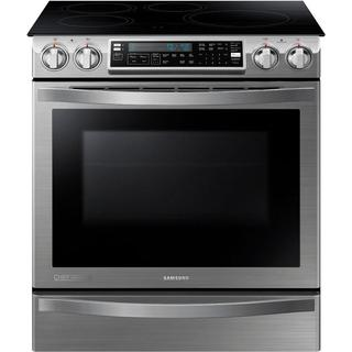 Samsung Chef Collection 30-inch Slide-In Induction Range
