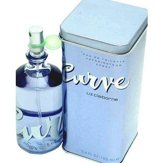 Liz Claiborne Curve Women's 3.4-ounce Eau de Toilette Spray