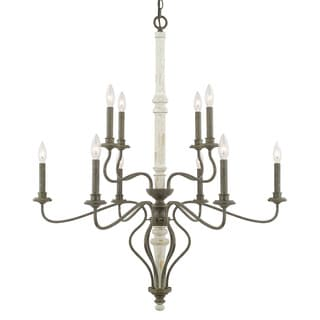 Capital Lighting Nora Collection 10-light French Country Chandelier