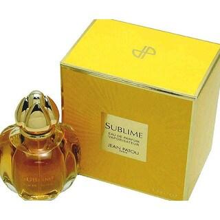 Sublime by Jean Patou Eau de Parfume Spray 1.7-ounce. for Women