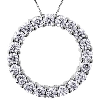 Platinum necklaces for less overstock aloadofball Image collections
