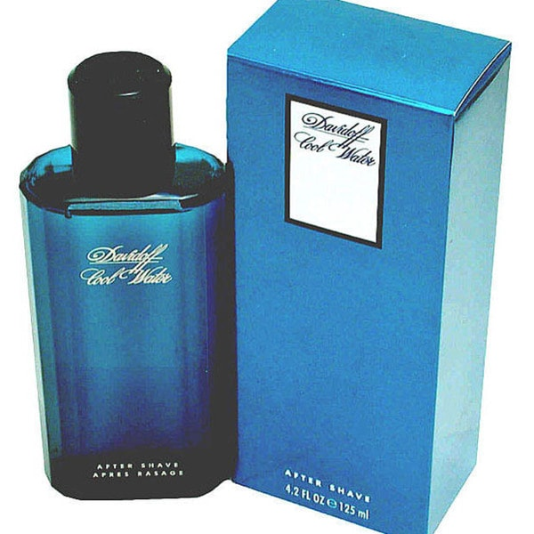 Davidoff Cool Water Men's 4.2-ounce Aftershave