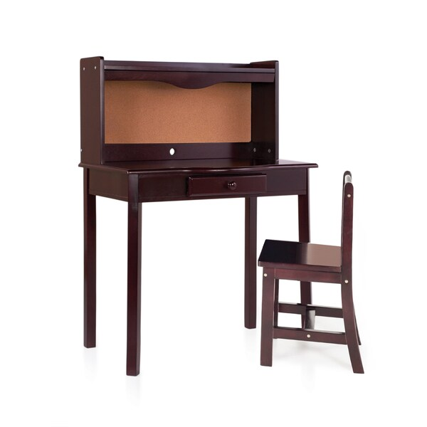 Classic Espresso Desk Classic Espresso Desk