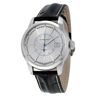 Hamilton Men's H40555781 Railroad Auto Silver Watch