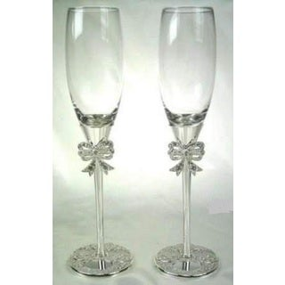 Heim Concept Filigree Pair of Fluted Goblets (1 Pair)