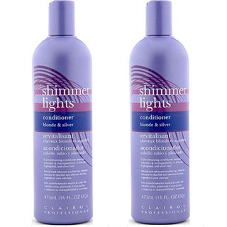 Clairol Shimmer Lights 16-ounce Conditioner (Pack of 2)