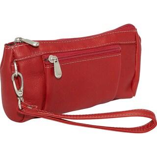 LeDonne Leather Large Wristlet Wallet