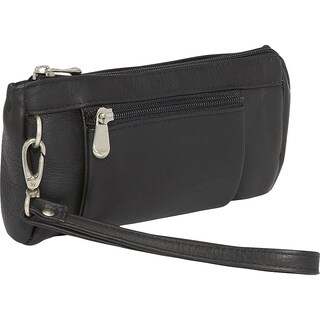LeDonne Leather Large Wristlet Wallet