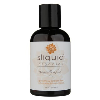 Sliquid Organics Sensation Natural Stimulating Lubricant