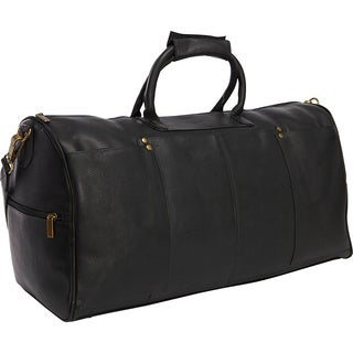 LeDonne Leather Tuscan 22-inch Carry On Duffel Bag