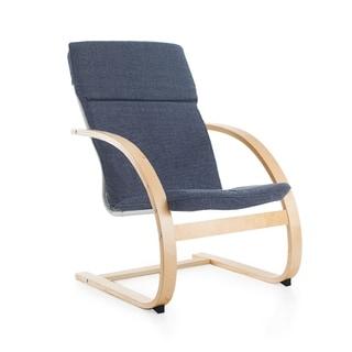 Denim Teachers Rocking Chair