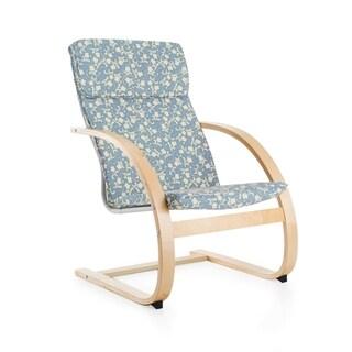 Pattern Teachers Rocking Chair