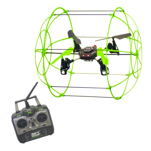 Sky Runner - Easy to fly drone - Green. Opens flyout.