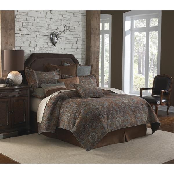 Veratex Savanah Southwestern 4-piece Luxury Comforter Set