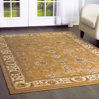 Home Dynamix Triumph Collection Traditional Machine Made Polypropylene Area Rug (1'11 x 3'3)