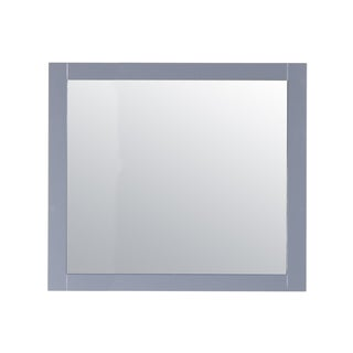 Zenith 48-inch Framed Bathroom Vanity Mirror