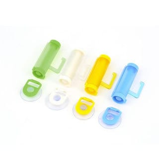 Suction Cup Toothpaste Squeezer - Set of two