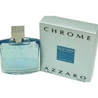 Loris Azzaro Chrome Men's 3.4-ounce Eau de Toilette Spray