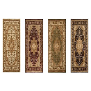 Home Dynamix Triumph Collection Traditional Polypropylene Machine Made Area Rug (2'2 x 7'6)