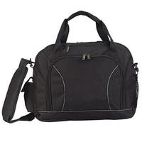 Goodhope Eco Green Recycled PET U-shape Zippered Mesh Briefcase