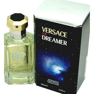 Gianni Versace Dreamer Men's 3.3-ounce Eau de Toilette Spray
