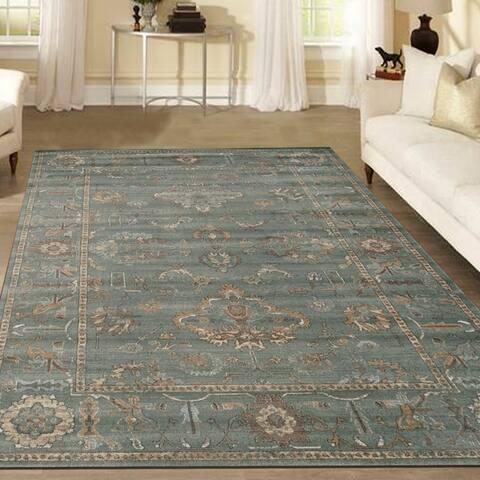 Admire Home Living Corina Oriental Area Rug (3'3 x 4'11)