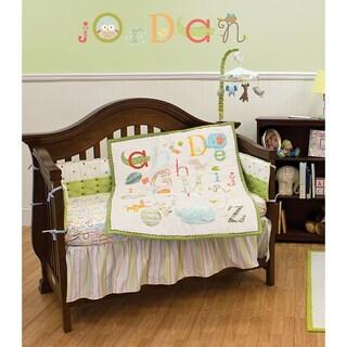 My ABCs 5-piece Nursery Bedding and Bumper Set
