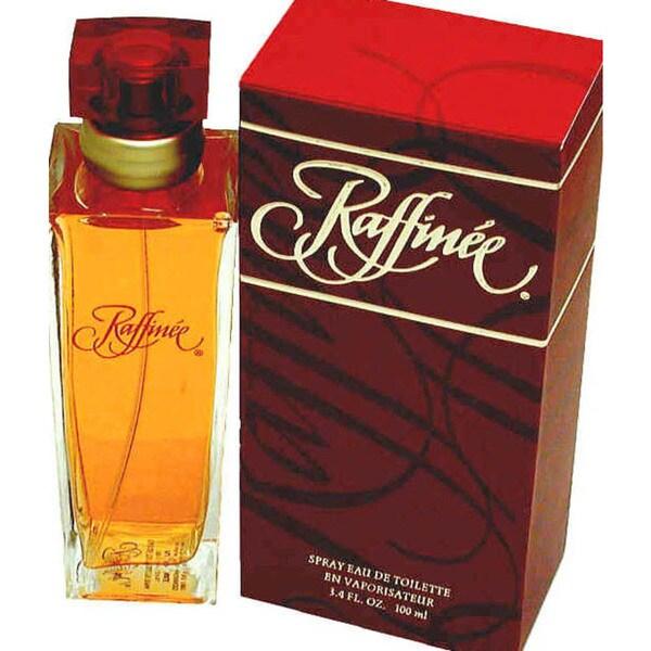 Raffinee by Dana Eau de Toilette 3.4-ounce Spray for Women