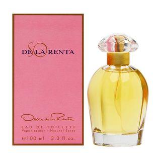 Oscar de la Renta So De La Renta Women's 3.3-ounce Eau de Toilette Spray