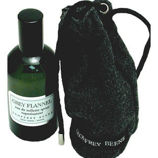 Geoffrey Beene Grey Flannel Men's 4-ounce Eau de Toilette Spray