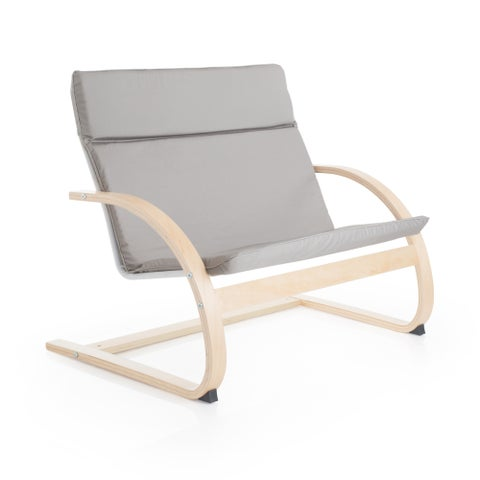 Grey Nordic Couch