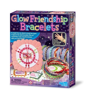4M Make Your Own Glow Friendship Bracelets