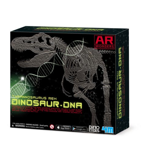 4M T-Rex Dinosaur DNA Skeleton Science Kit