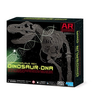 4M T-Rex Dinosaur DNA Skeleton Science Kit