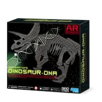 4M Triceratops Dinosaur DNA Skeleton Science Kit