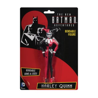 DC Comics Harley Quinn Bendable Action Figure