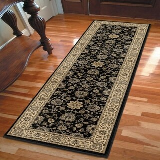 Carolina Weavers Detailed Design Traditional Legend Runner Rug (2'3 x 8')