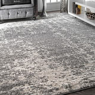nuLOOM Contemporary Granite Mist Shades Grey Rug (7'6 x 9'6)|https://ak1.ostkcdn.com/images/products/11687475/P18613261.jpg?impolicy=medium