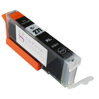 Sophia Global Compatible Ink Cartridge Replacement for CLI-271XL (1 Black)
