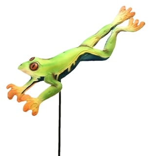 Green Frog Garden Decoration (Philippines)