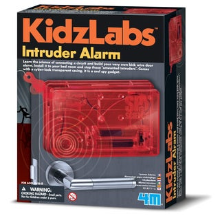 4M Intruder Alarm Spy Gadget