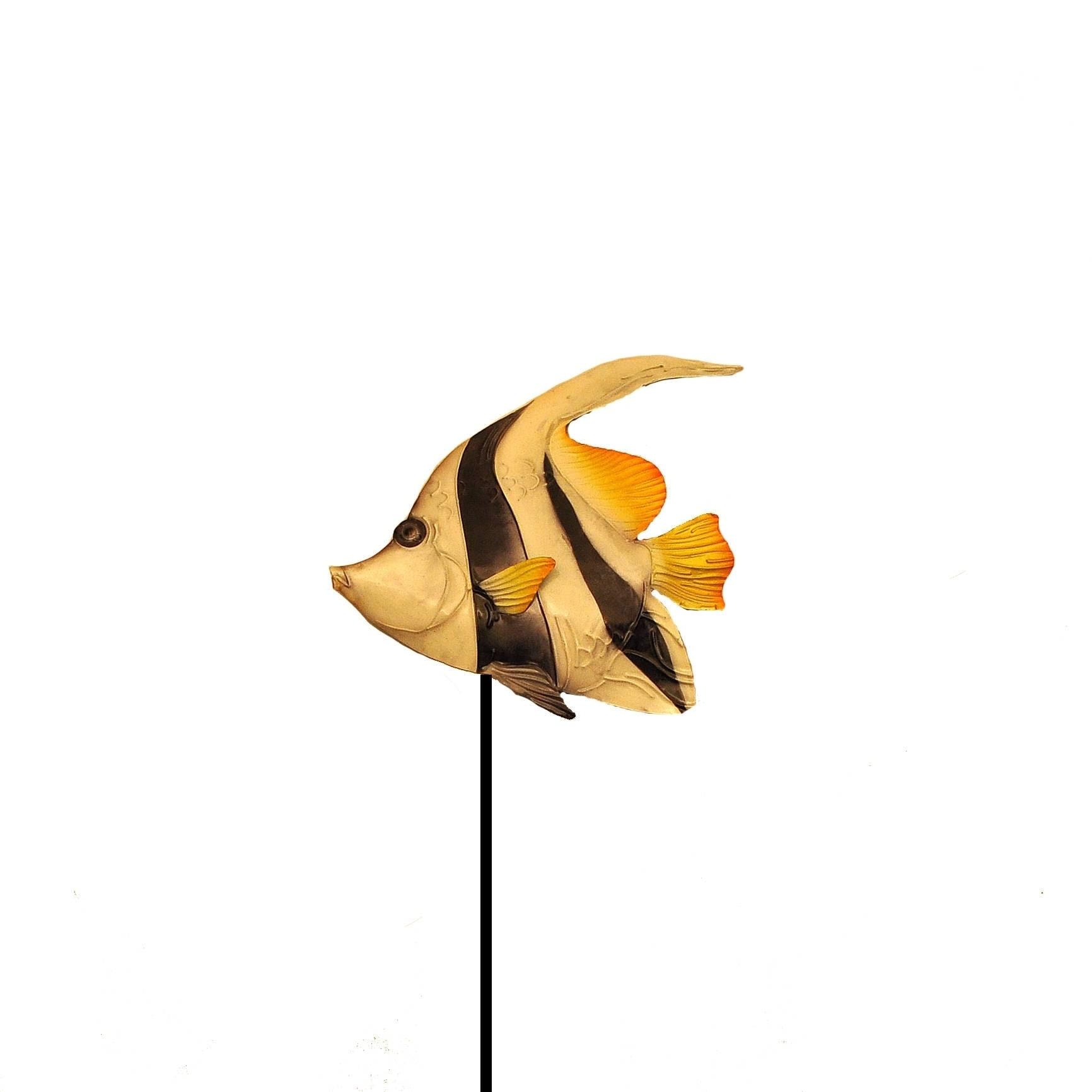 Angel Fish Garden Decoration (Philippines) (Garden Stake ...