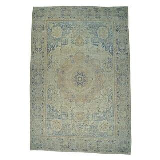 Antique Persian Kerman Oversize Good Cond Handmade Rug (15'4 x 22'7)