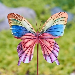 Butterfly Rainbow Garden Decoration (Philippines)
