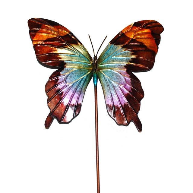 Butterfly Blue Garden Decoration