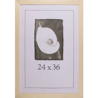 "Decorate-It Unpainted Wood 1.5 Inch Picture Frame (24"" x 36"")"