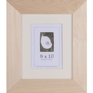 """Decorate-It Unpainted Wood 1.5 Inch Picture Frame (8"""" x 10"""")"""