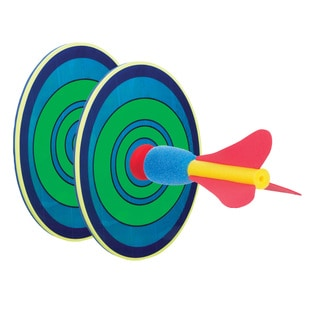 Toysmith Toss And Stick Outdoor Dart Toy