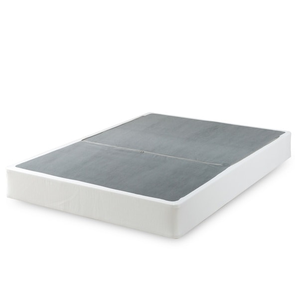 shop priage 7 5 inch bi fold full size mattress foundation on sale free shipping today. Black Bedroom Furniture Sets. Home Design Ideas